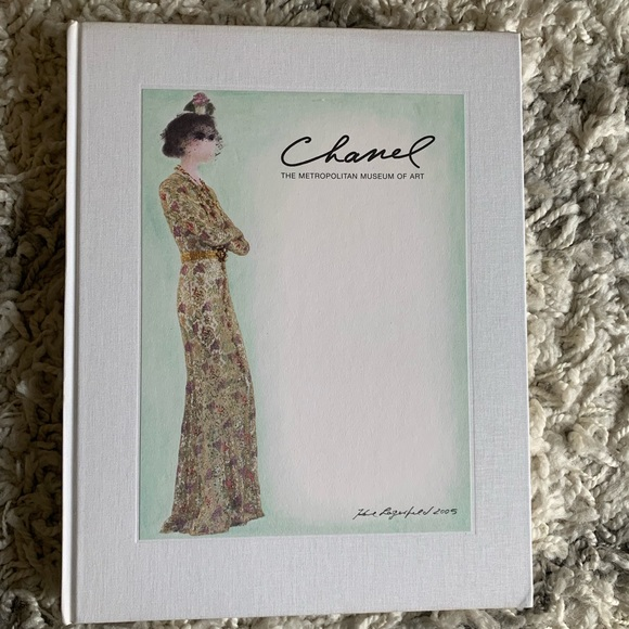 CHANEL Other - Chanel The Met Coffee Table Book